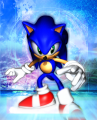 SonicAdventure Art PromotionalSonic.png
